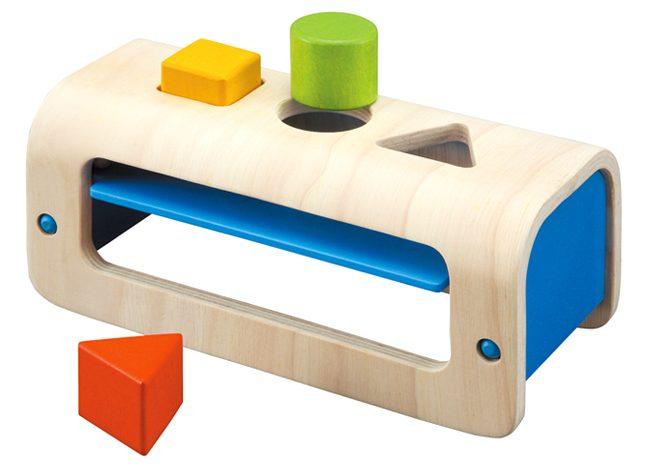 シェイプアンドソート|PLANTOYS|モンテッソーリ教育のおもちゃ