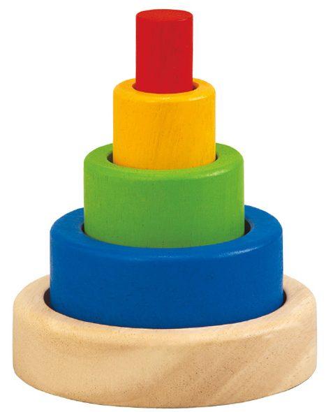 チューブソーティング|PLANTOYS|モンテッソーリ教育のおもちゃ