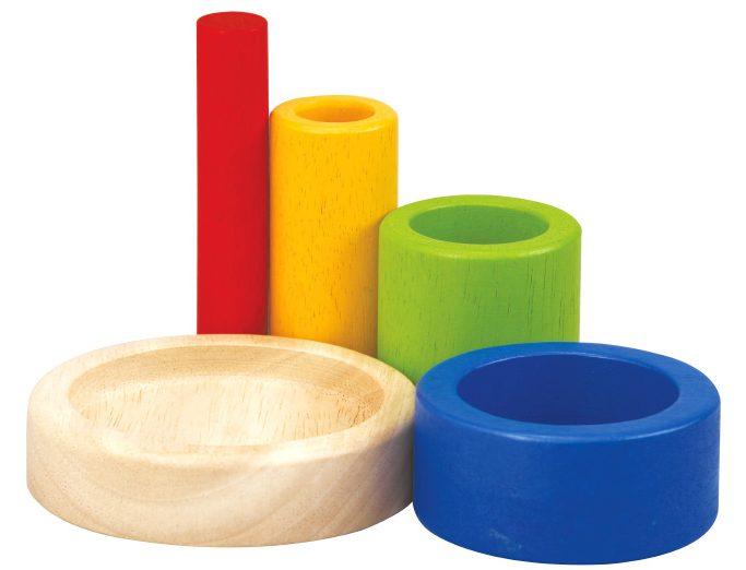 チューブソーティング|PLANTOY|モンテッソーリ教育のおもちゃ