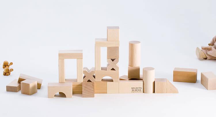 2歳向け知育玩具:BLOCKS