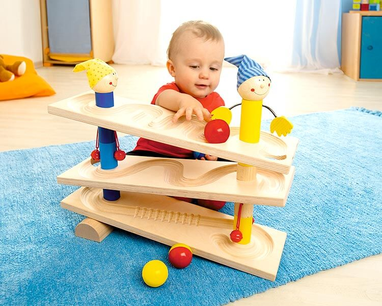ボールトラック・ローリー|赤ちゃんのおもちゃ