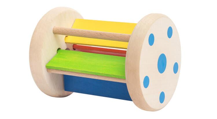 0歳向け知育玩具:パタパタロール