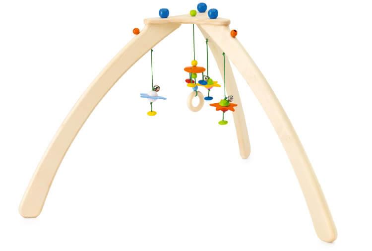 0歳向け知育玩具:ステリーノ