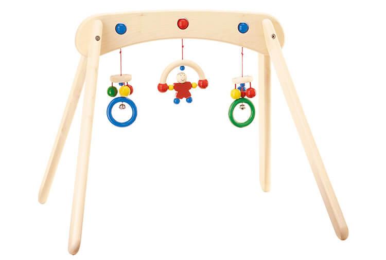 0歳向け知育玩具:ムジーナ