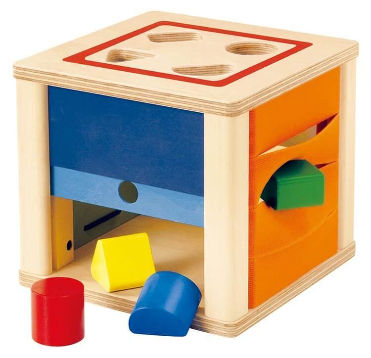 トリダスボックス|型はめパズル