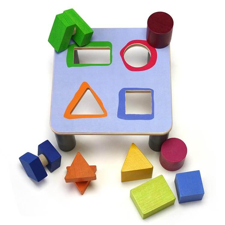 2歳向け知育玩具:ツイストポスト