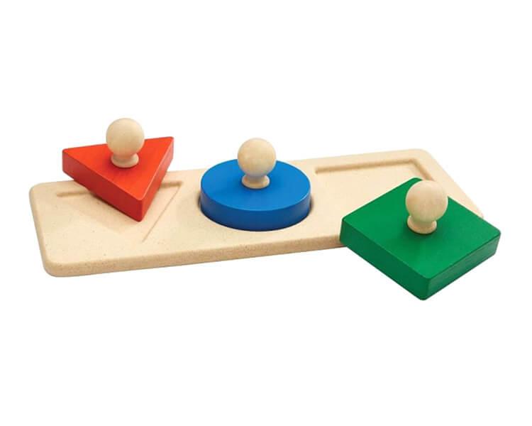 シェープマッチングパズル|プラントイ