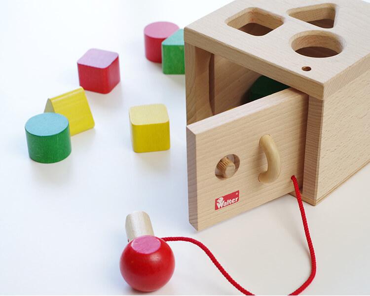 キーボックス|型はめパズル