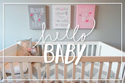 出産前から始めるモンテッソーリ教育。家庭での部屋づくりのポイント