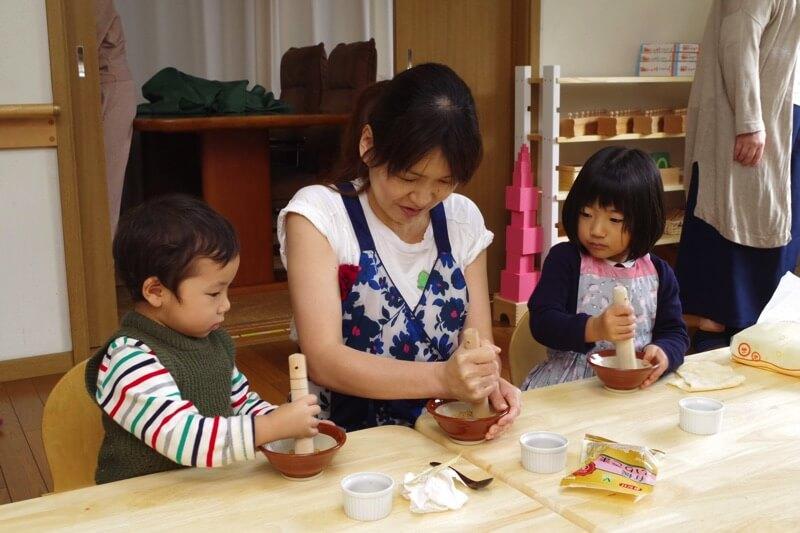 【生徒さま大募集!】モンテッソーリ式幼児教室を鎌倉でスタートします!
