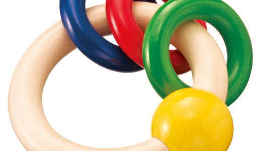 赤ちゃんのおもちゃ、ガラガラ・ラトルの選び方で大切な3つのこと