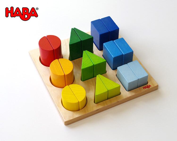 型はめボード・ベーシック|考える力を育むおもちゃ!|木のおもちゃ・知育玩具