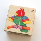 六面体絵合わせパズル|3歳パズル