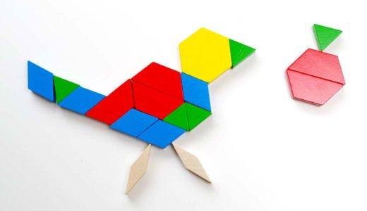 手のひらで算数脳がぐんと育つ!パターンブロックおすすめ4選。数学思考は遊びながら身につけよう