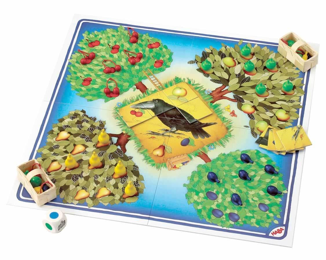 果樹園ゲーム〈ボードゲーム〉HABA