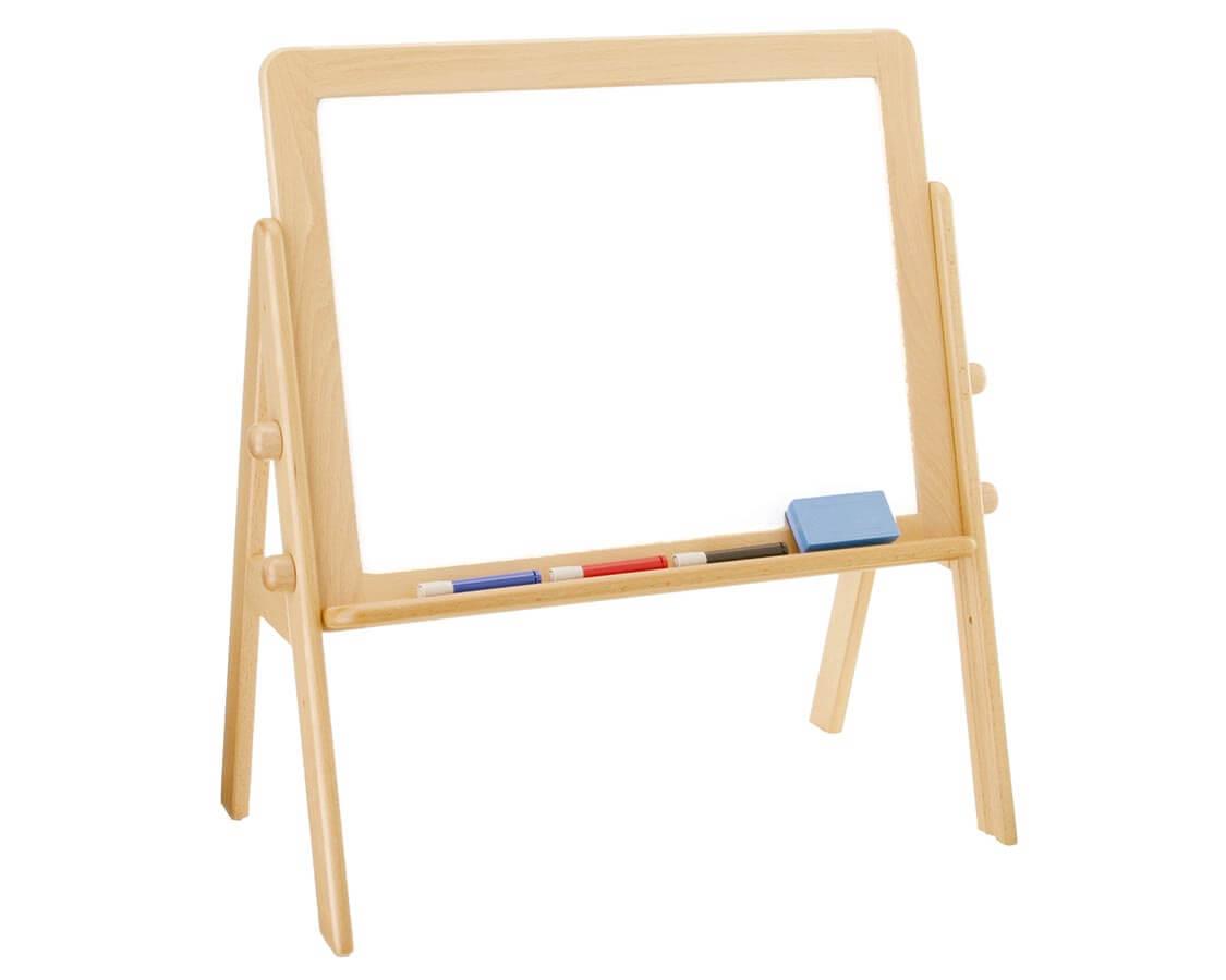 お絵かきボード〈ホワイトボード・マグネットボード〉Brother Jordan|木のおもちゃ・知育玩具