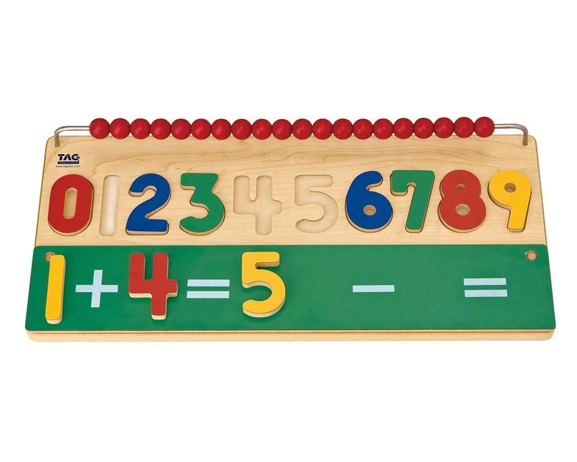 数える学習準備の教具 TAG|木のおもちゃ・知育玩具