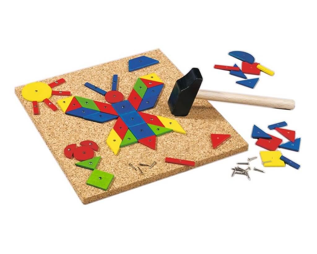 ポックポック〈ハンマートイ〉HABA|木のおもちゃ・知育玩具