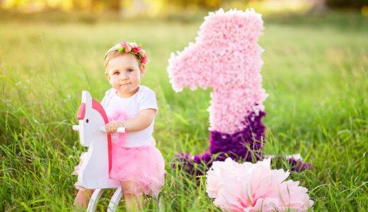 【女の子ニコニコ!】1歳の誕生日プレゼントにオススメおもちゃ20選